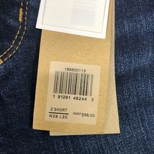 Levi's Jeans - 721 High Rise Skinny Jeans